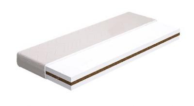 KONFORT SLEEP- BASIC - 13 cm kókusz+habmatrac  - többféle méretben!