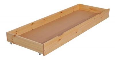 Zora 80x160 cm-es ágyneműtartó  - korlátos gyermekágyhoz